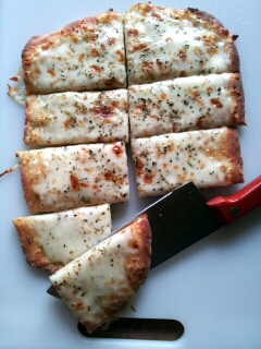 easy cheesy bread sticks