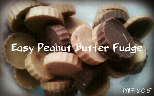 easy pb fudge 1