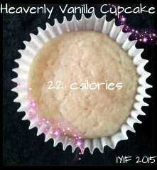 Heavenly vanilla cupcakes