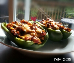 southwest stuffed peppers 1