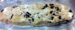 biscotti uncooked