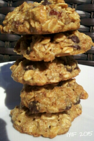 breakfast cookies 1