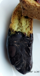 chocolate covered cherry vanilla biscotti 3