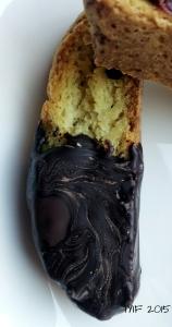 chocolate covered cherry vanilla biscotti 3