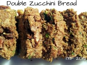 double zucchini bread 4
