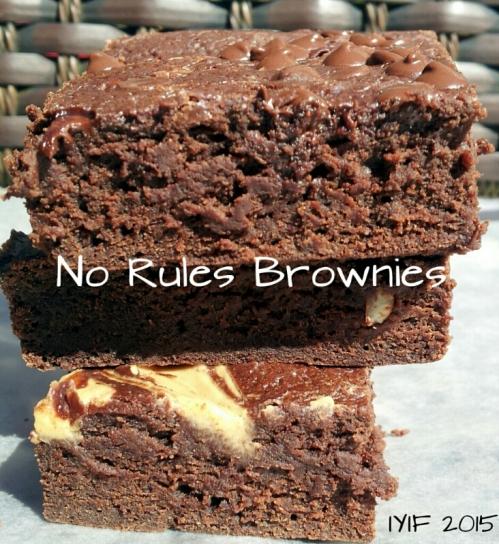 no rules brownies 1