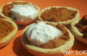 pumpkin tart 2