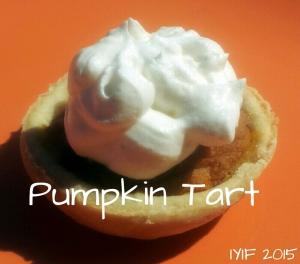 pumpkin tart 3