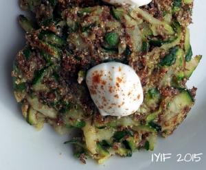 zucchini fritters 3