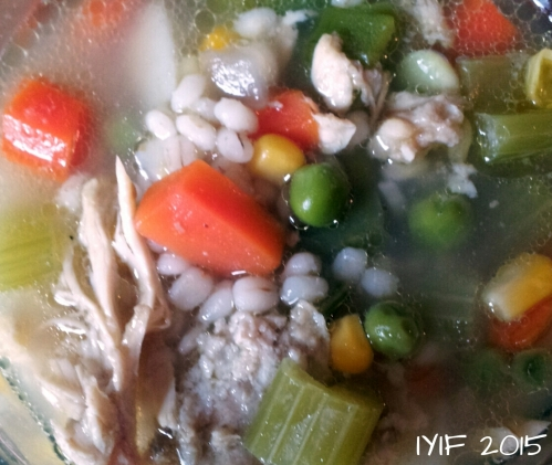 poor girls chicken soup 6
