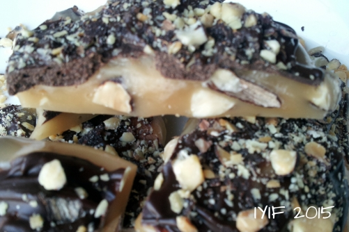 almond toffee