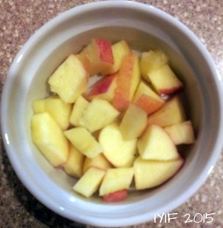 apple pie baked oatmeal5