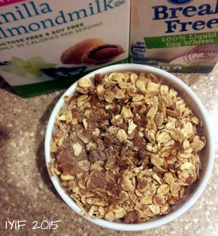 apple pie baked oatmeal7