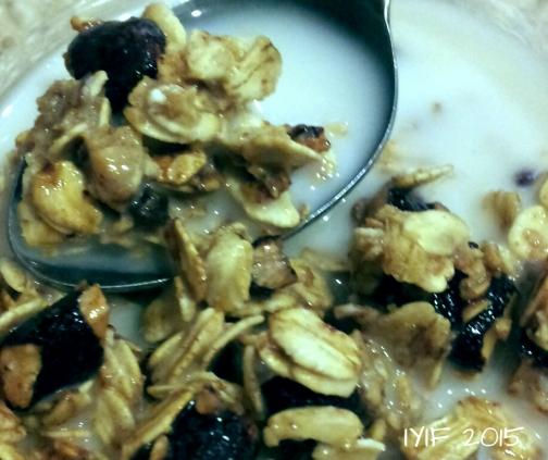 cocoa almond meusli5