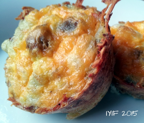 sausage and cheese egg nests3