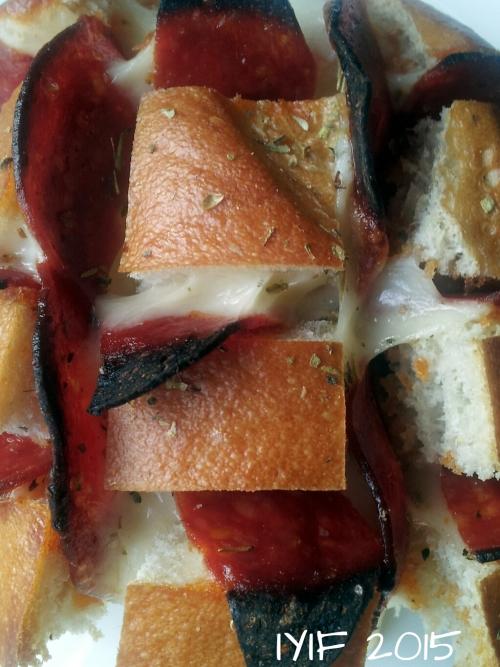 pizza pull apart bread5