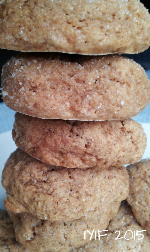 soft ginger cookies6