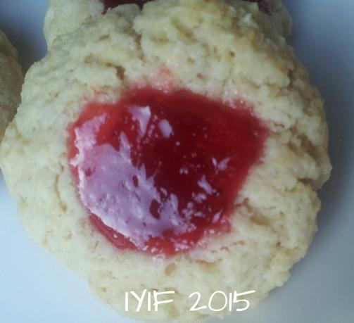 thumbprintcookies