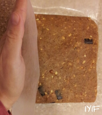 protein bars chocolate chip