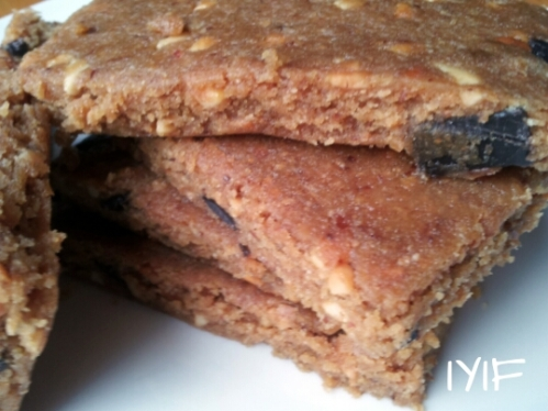 protein bars chocolate chip5