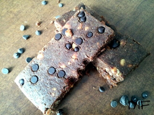 double chocolate protein bars2