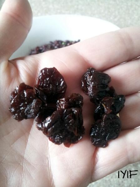 black rice and cherries5