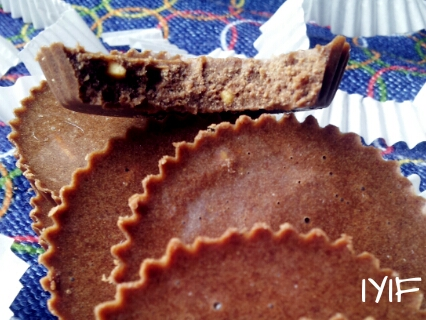 peanut butter chocolate protein cups3