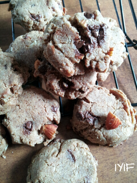 brown butter chocolate chip cookies3