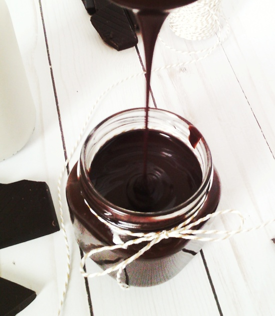 chocolate syrup8