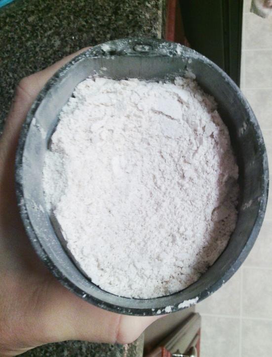 barley cream of