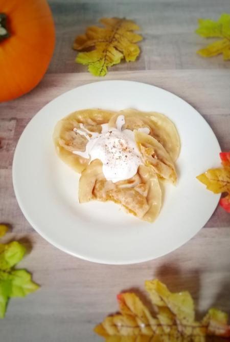 pumpkin pie ravioli6