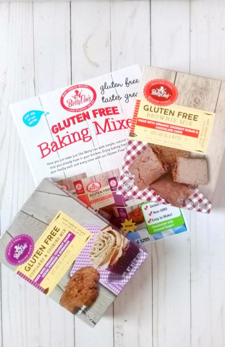 betty lous baking mixes
