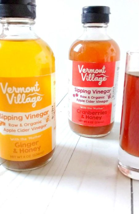 vermont village sipping vinegars and vinegar shots
