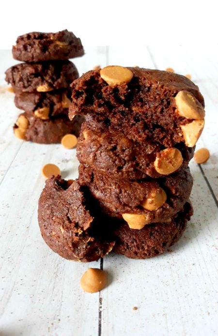 chocolate+peanut+butter+chip+cookies4